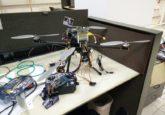 Photo of Ground Control Station for UAV Quadcopter